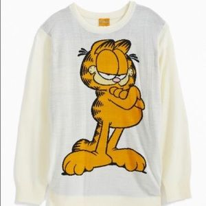 Garfield Knit Sweater